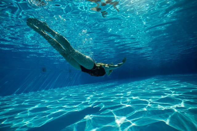 水泳ダイエット